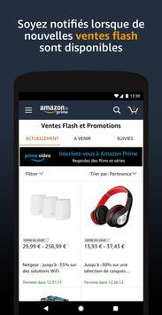 Boutique Amazon capture d'écran 2