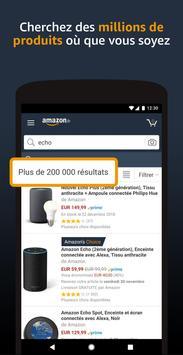 Boutique Amazon capture d'écran 3