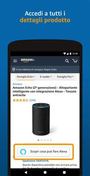 5 Schermata Amazon Shopping