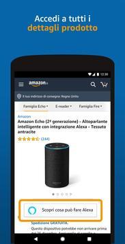 5 Schermata Amazon Shopping
