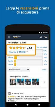 6 Schermata Amazon Shopping