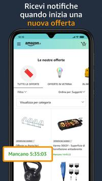 2 Schermata Amazon Shopping