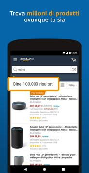 3 Schermata Amazon Shopping