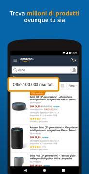 3 Schermata Amazon Shopping