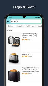 Zakupy na Amazon screenshot 3