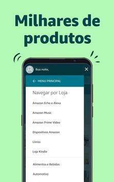 Amazon Shopping imagem de tela 1