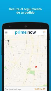 Amazon Prime Now captura de pantalla 3