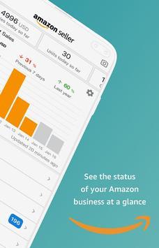Amazon Seller imagem de tela 1