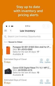 Amazon Seller imagem de tela 4