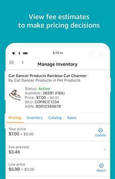 Amazon Seller imagem de tela 6