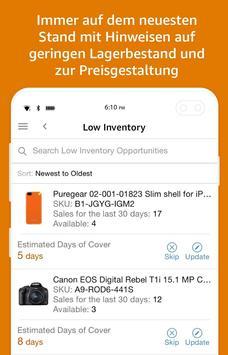 Amazon Verkäufer Screenshot 4
