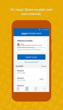 Amazon Shopper Panel screenshot 1
