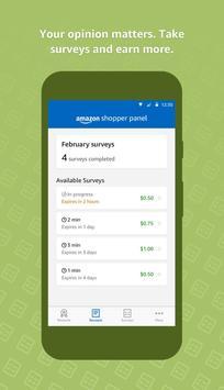 Amazon Shopper Panel screenshot 2