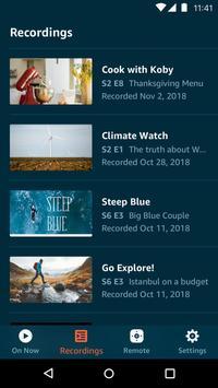 Amazon Fire TV captura de pantalla 2