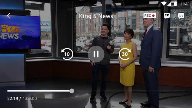 Amazon Fire TV captura de pantalla 3