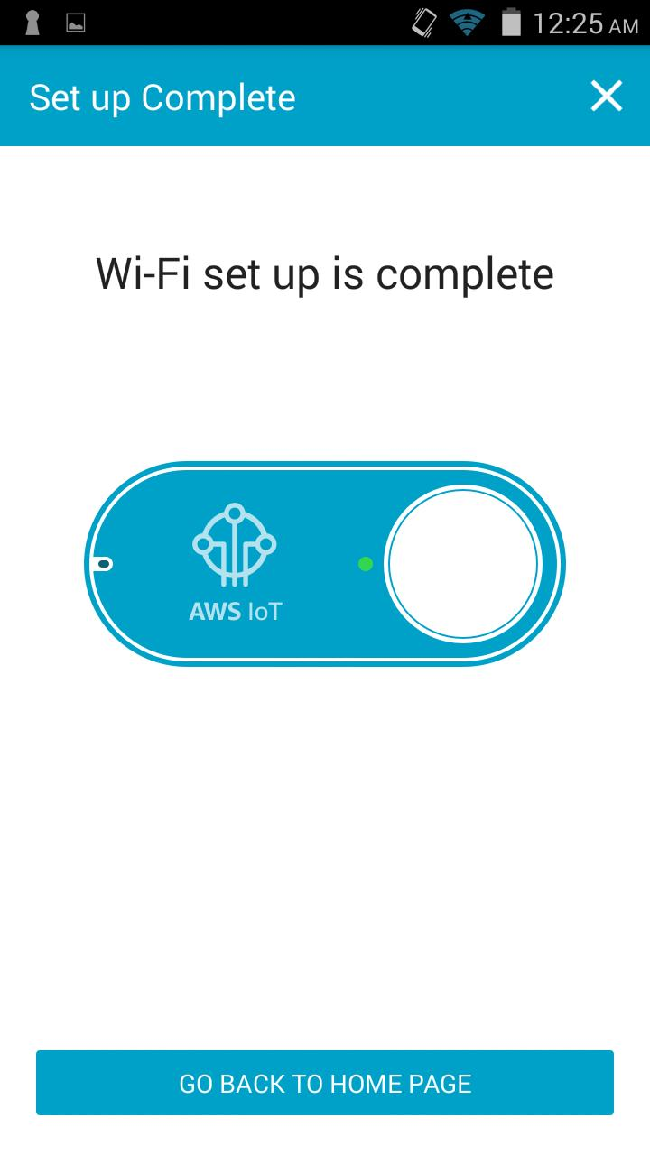 AWS IoT Button Wi-Fi for Android - APK Download
