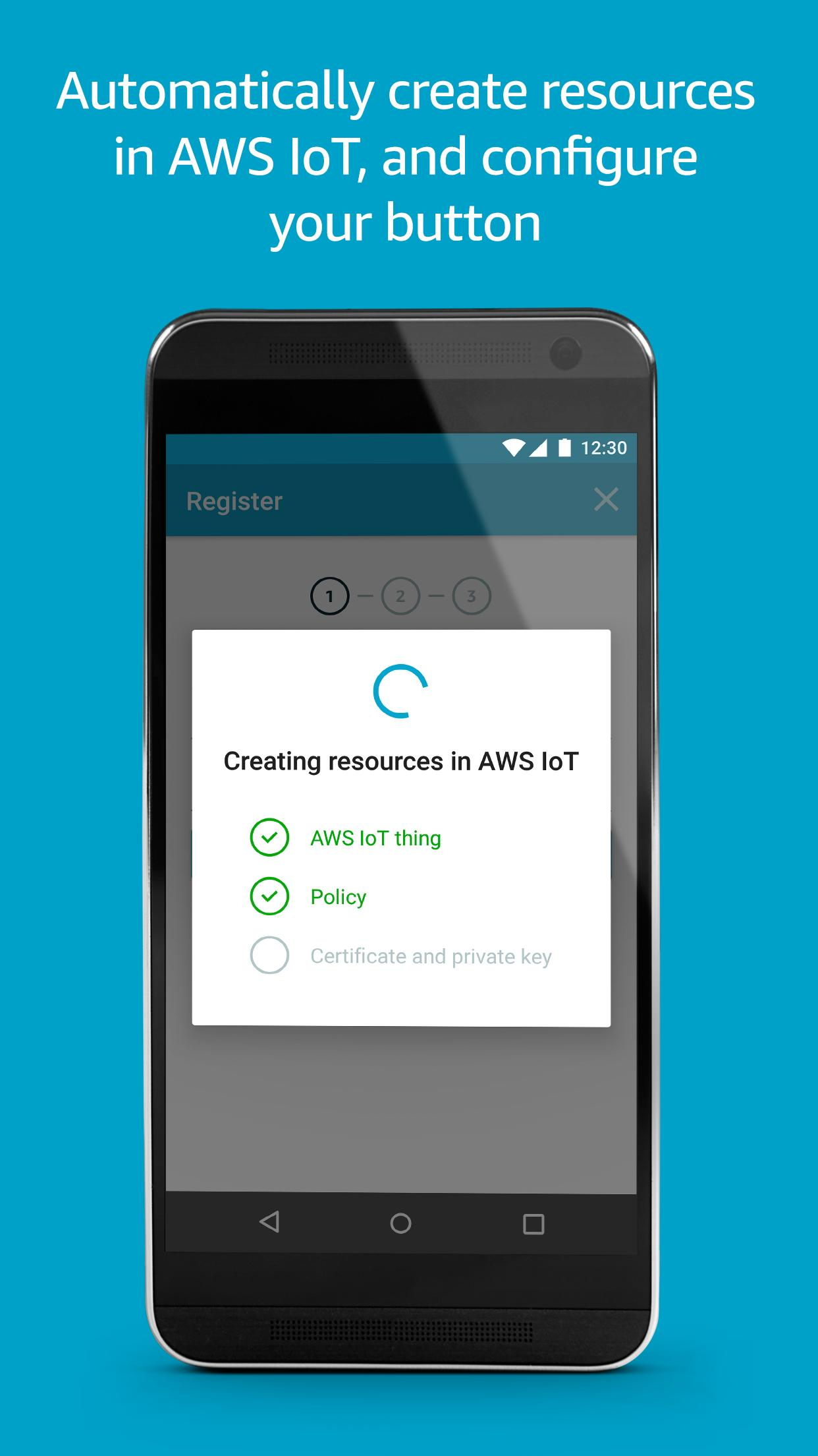 AWS IoT Button Dev cho Android - Tải về APK