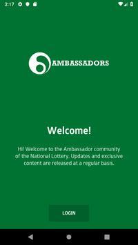 Ambassadors poster