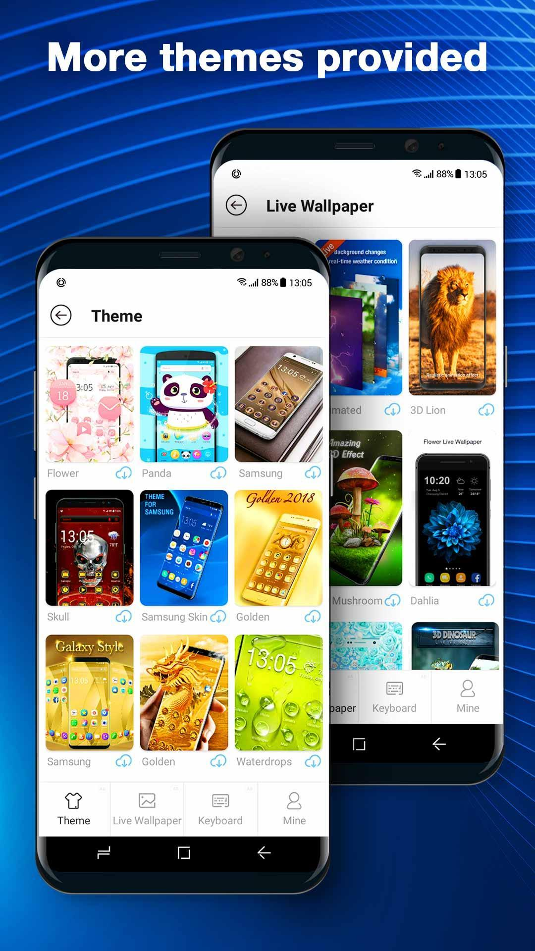 S7 launcher for GALAXY phone for Android - APK Download