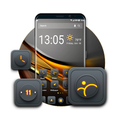 Blackgold Launcher Thema