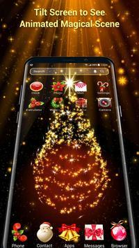 Christmas 3D Launcher & Countdown Widget screenshot 3
