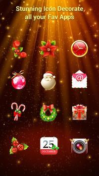 Christmas 3D Launcher & Countdown Widget screenshot 4