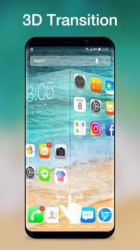 OS12 launcher theme &wallpaper screenshot 4