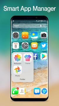 OS12 launcher theme &wallpaper screenshot 3