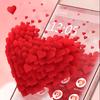 Love&heart Thème lanceur gratuit icône