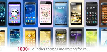 Ace Launcher - 3D Themes&Wallpapers