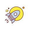 GoFly VPN,Free OpenVpn,vpngate आइकन