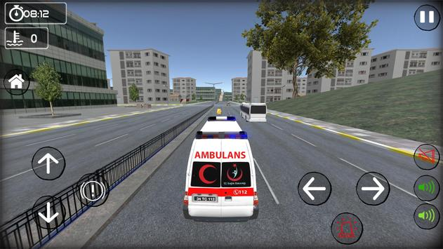 TR Ambulans Simulasyon Oyunu screenshot 3