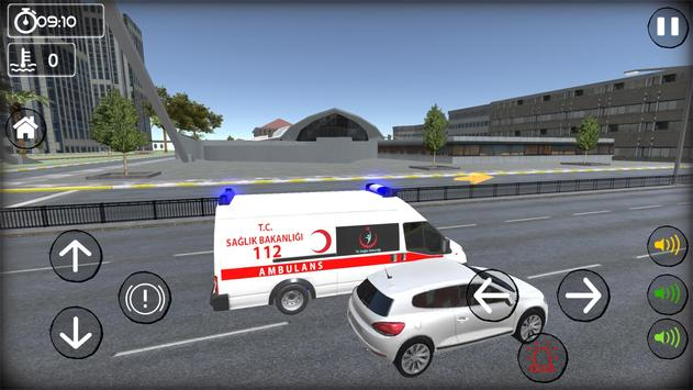 TR Ambulans Simulasyon Oyunu screenshot 15