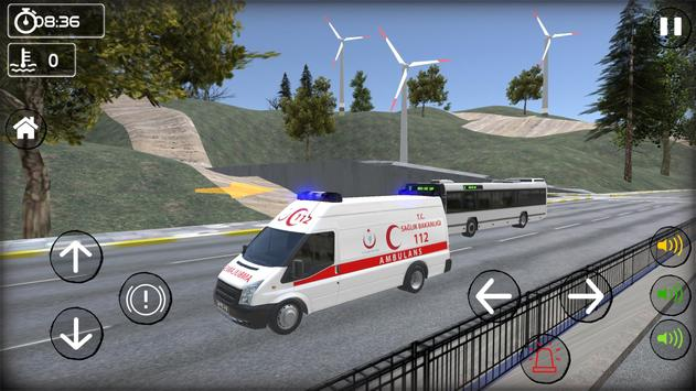 TR Ambulans Simulasyon Oyunu screenshot 7
