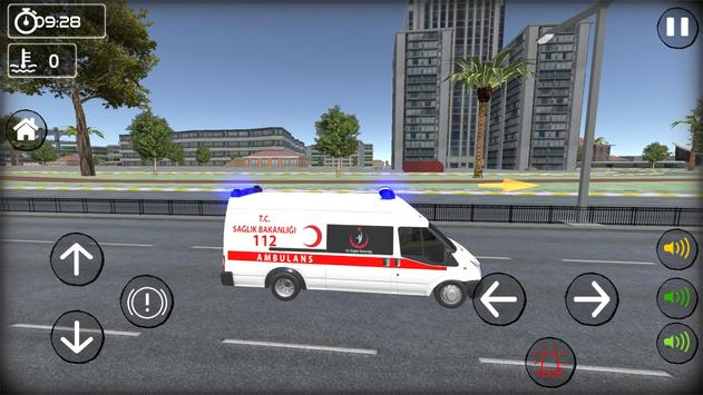 TR Ambulans Simulasyon Oyunu screenshot 6