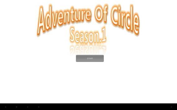 Adventure Of Circle(똥글이의 모험) screenshot 5