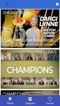 Americas Got Talent: Quick watch poster