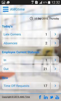 AMGtime screenshot 6