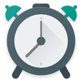 寝坊しがちな夜型人間用アラーム時計 - AMdroid アイコン