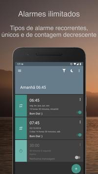 Despertador - sono pesado gratis imagem de tela 1
