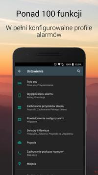 Darmowy budzik dla osób o mocnym śnie - AMdroid screenshot 6