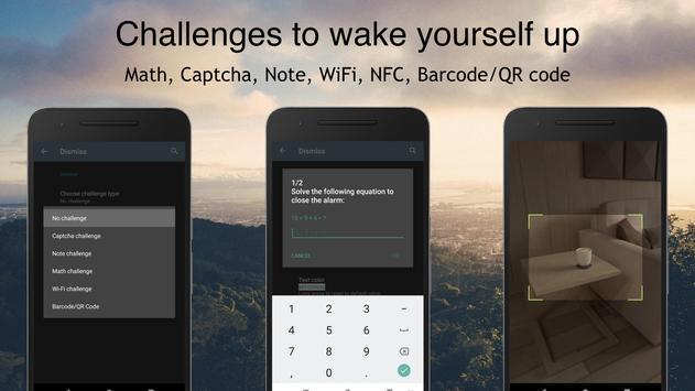 Darmowy budzik dla osób o mocnym śnie - AMdroid screenshot 9