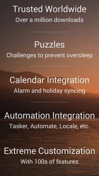 Alarm Clock for Heavy Sleepers — Smart Math & Free 海报
