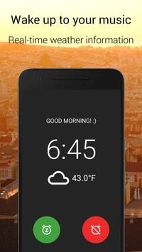 Alarm Clock for Heavy Sleepers — Smart Math & Free 截图 1