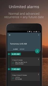 Alarm Clock for Heavy Sleepers — Smart Math & Free 截图 2