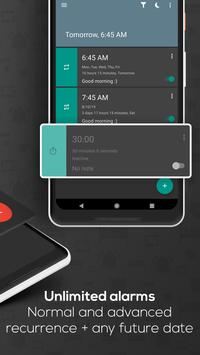 Alarm Clock for Heavy Sleepers — Loud + Smart Math 스크린샷 2
