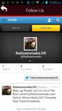 Radio Amenado screenshot 3