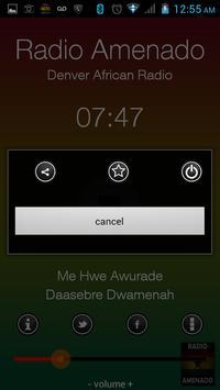 Radio Amenado screenshot 4