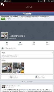 Radio Amenado screenshot 8