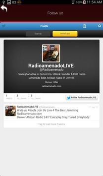 Radio Amenado screenshot 9